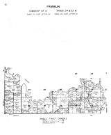 Franklin Township 2, Wright County 1956